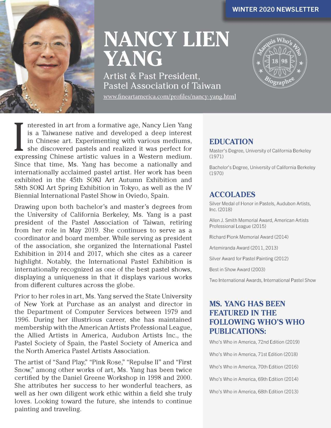 Yang, Nancy 2126425_36776757 Newsletter