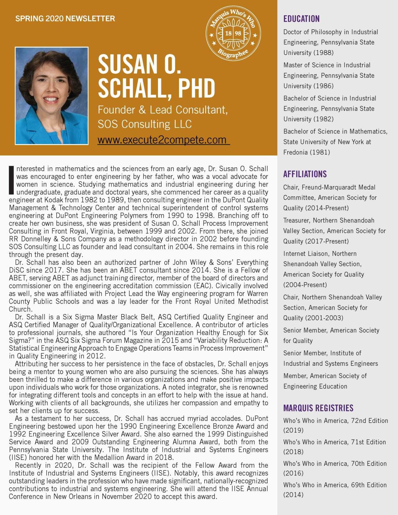 Schall, Susan 2126573_36857181 Newsletter