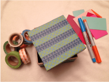 Life Craft Project: The Enough Box