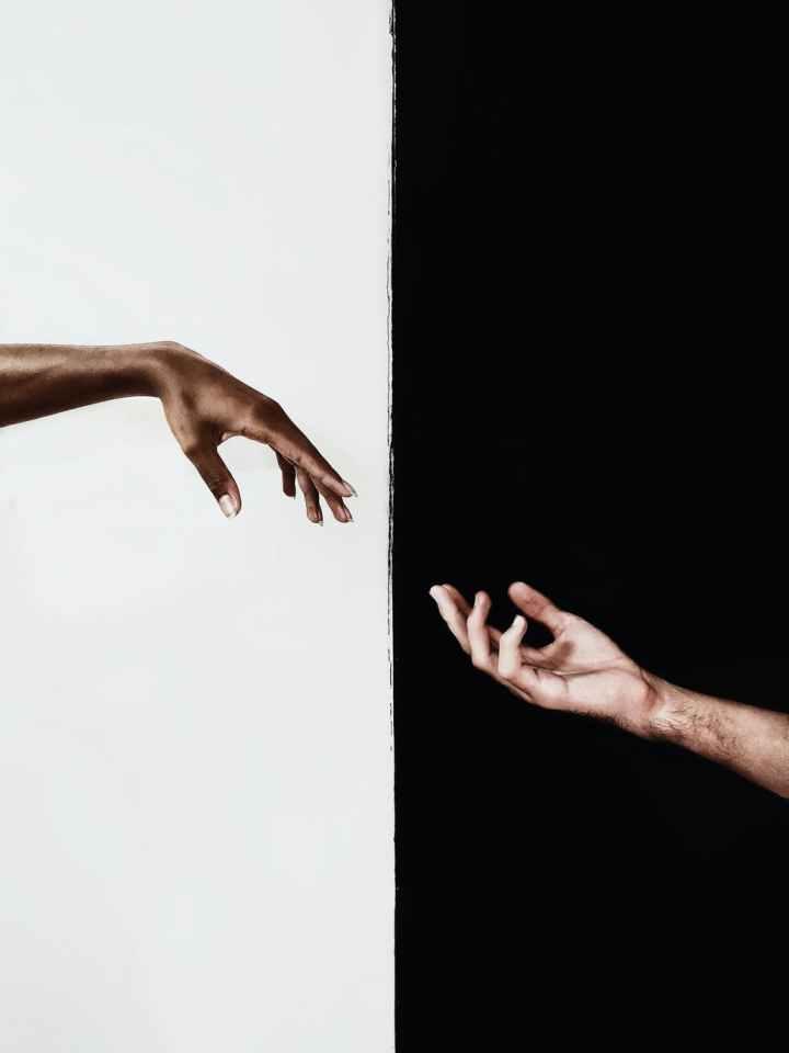 peau blanche peau noire et vitamine D