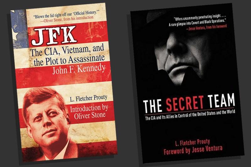 JFK, Secret Team, book