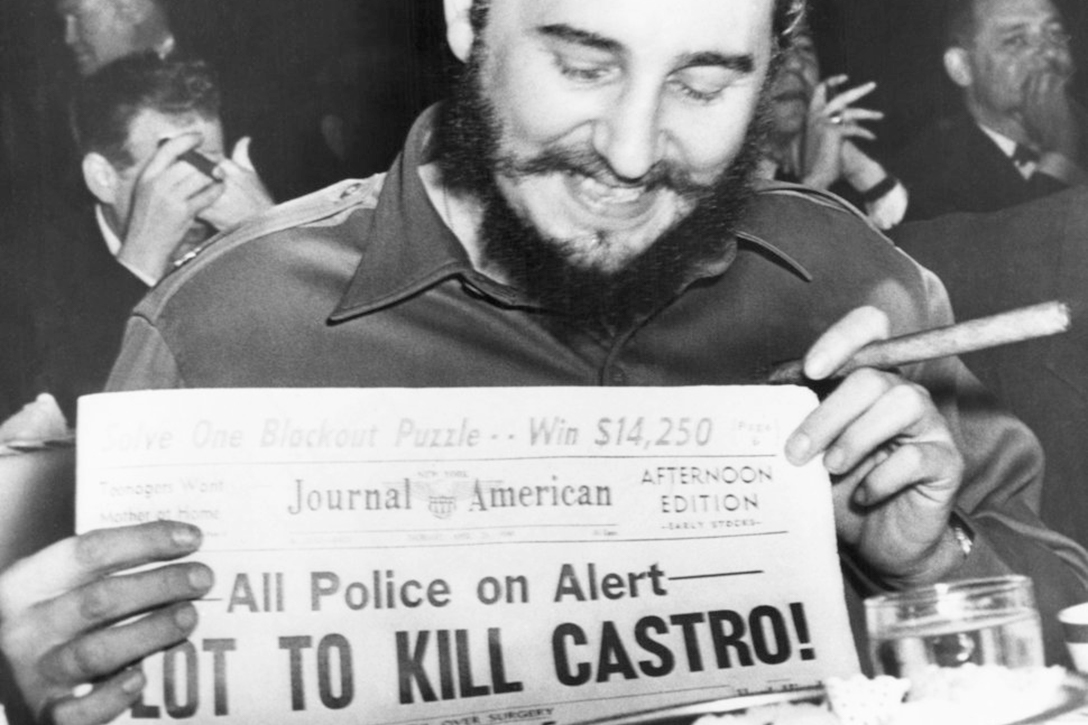 JFK Files Reveal US Biological Warfare Plans Against Cuba - WhoWhatWhy