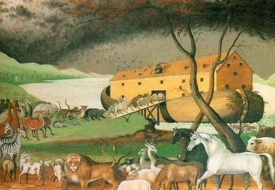 Artist Robert Wood