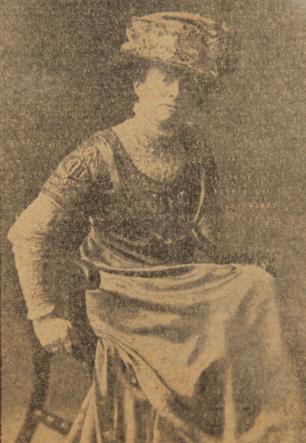 Katharine McDowell Rice.