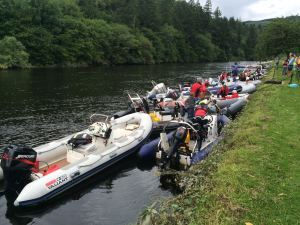 A rear sight for all participants and all visitors to St Mullins