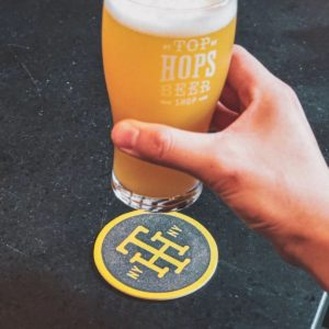 Top Hops Joins Urbanspace Food Hall at Zero Irving