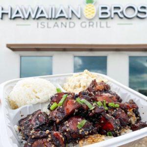 Hawaiian Bros Island Grill Adds Five Dallas-Area Stores