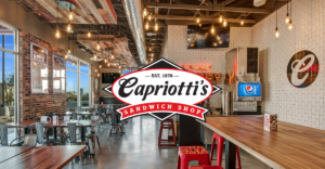 Capriotti's Sandwich Shop Bringing Several New Franchise Locations to DFW, Austin and Houston Markets