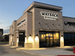 Wayback Burgers Continues Texas Expansion with Leander Location