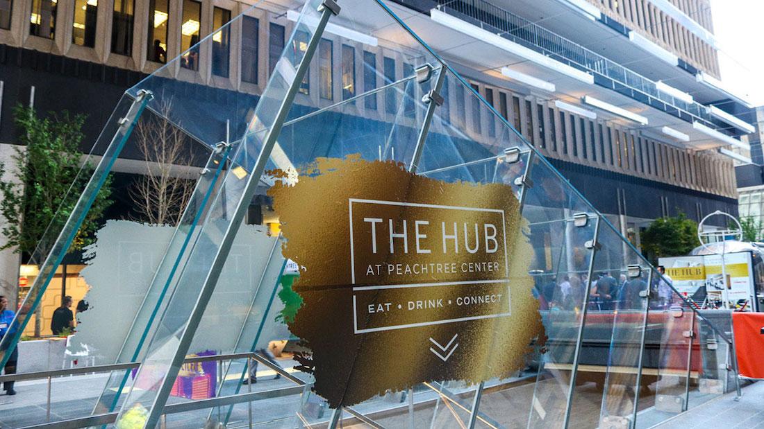 Freshii - Peachtree Center - The hub