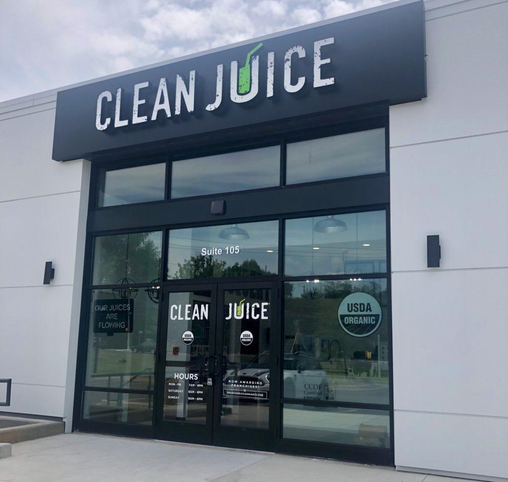 Clean Juice - Westside Village - 1