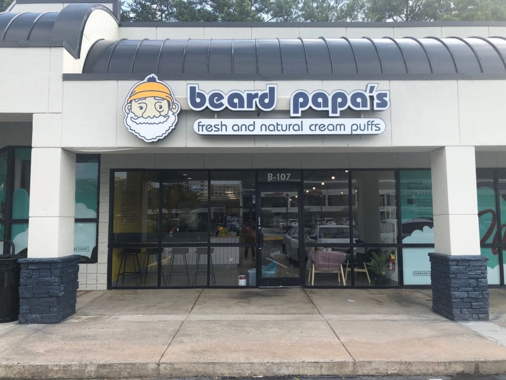 Beard Papa's - Sandy Springs