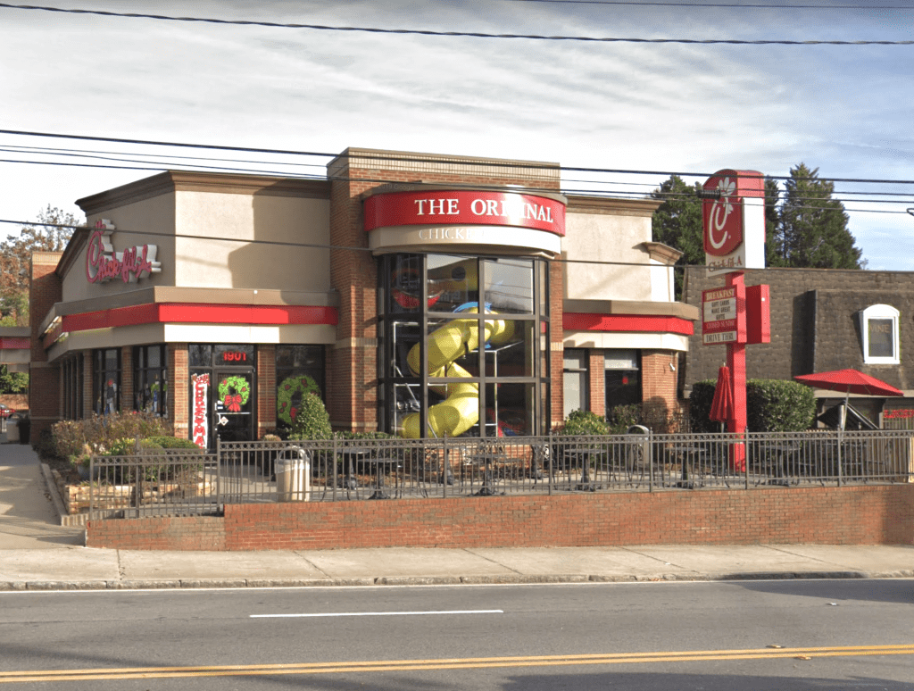 Peachtree at Collier Chick-Fil-A