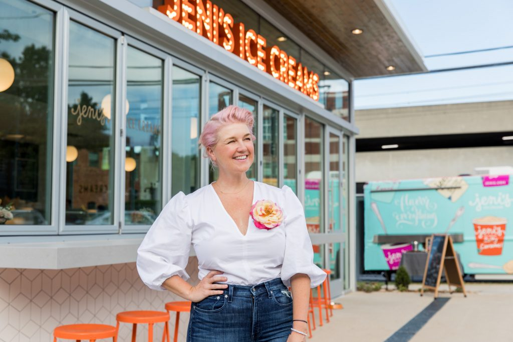 Jeni's Splendid Ice Creams - Jeni Britton Bauer