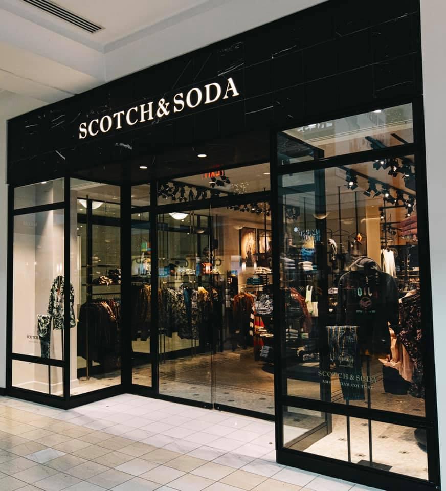 Scotch & Soda - Lenox Square Mall