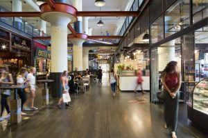 Ponce City Market Central Food Hall