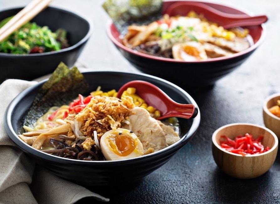 Lifting Noodles Ramen at Ph'east