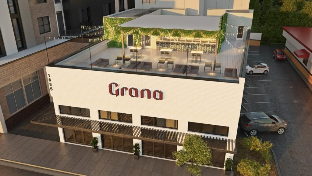 Grana rendering