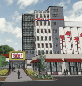 Red Rose Silos Chamblee Rendering 1