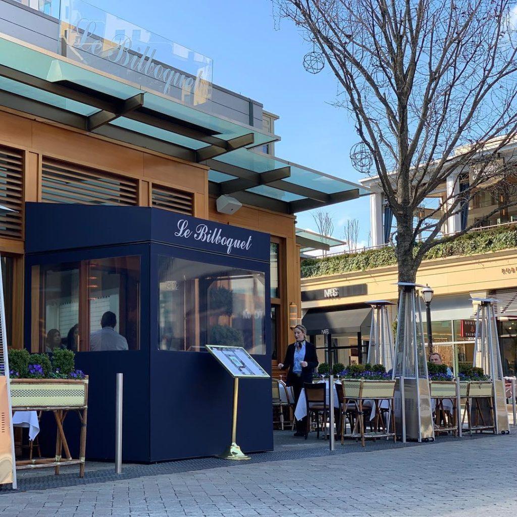 Le Bilboquet The Shops Buckhead Atlanta - Reopened