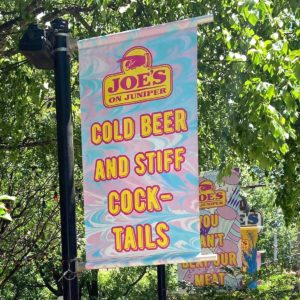 Joe's on Juniper - Temporarily Closed - COVID-19