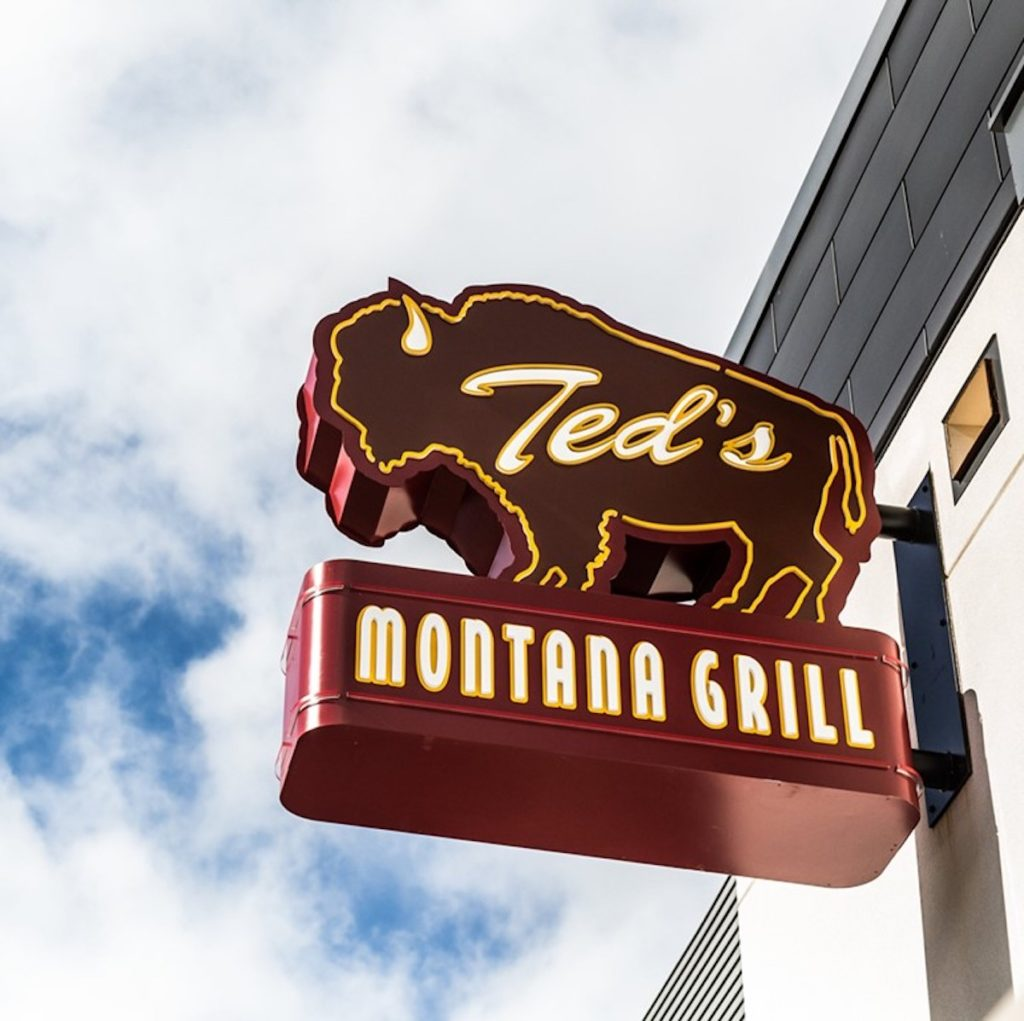 Ted's Montana Grill - CLOSED - Decatur and Cumberland