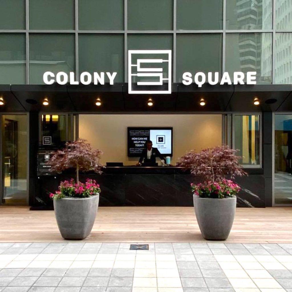 Club Colony Square Concierge