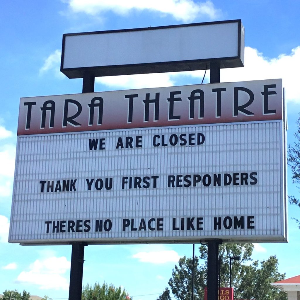 The Tara Theatre - Regal Tara Cinemas