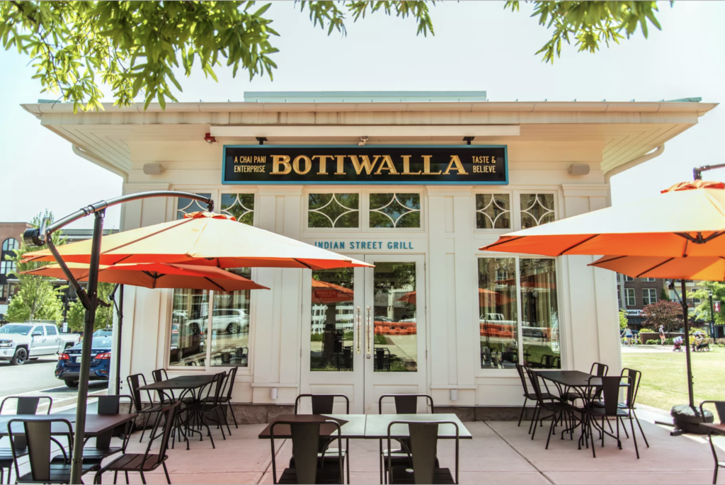 Curry Up Now To Replace Botiwalla in Alpharetta City Center