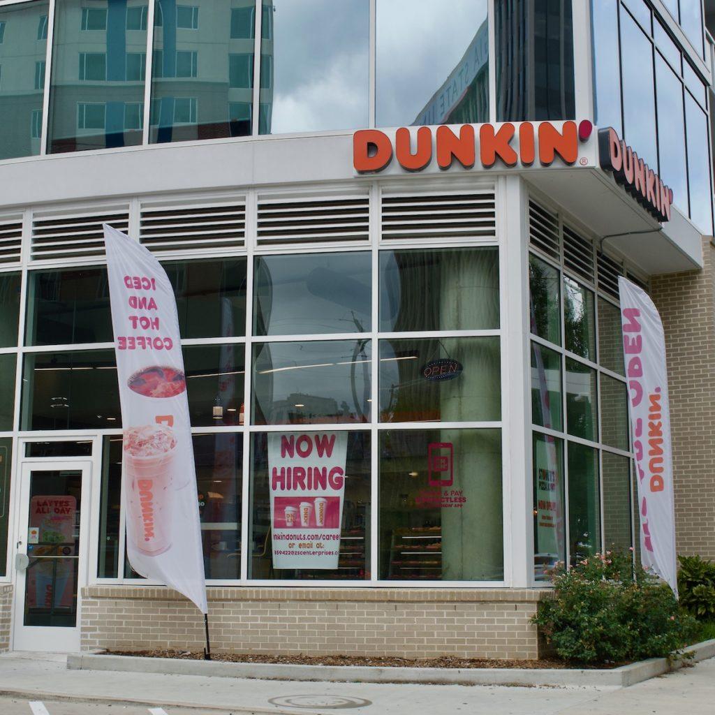 Dunkin' - The Mix Student Apartments - GSU