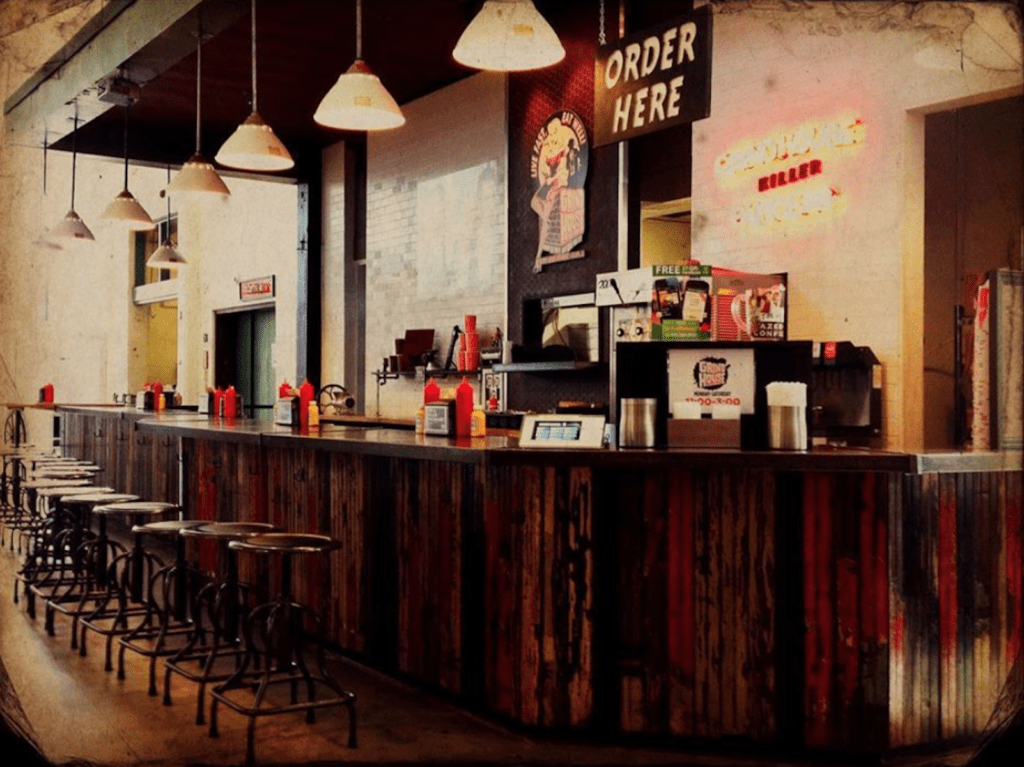 Grindhouse Killer Burgers - Sweet Auburn Curb Market - Closed