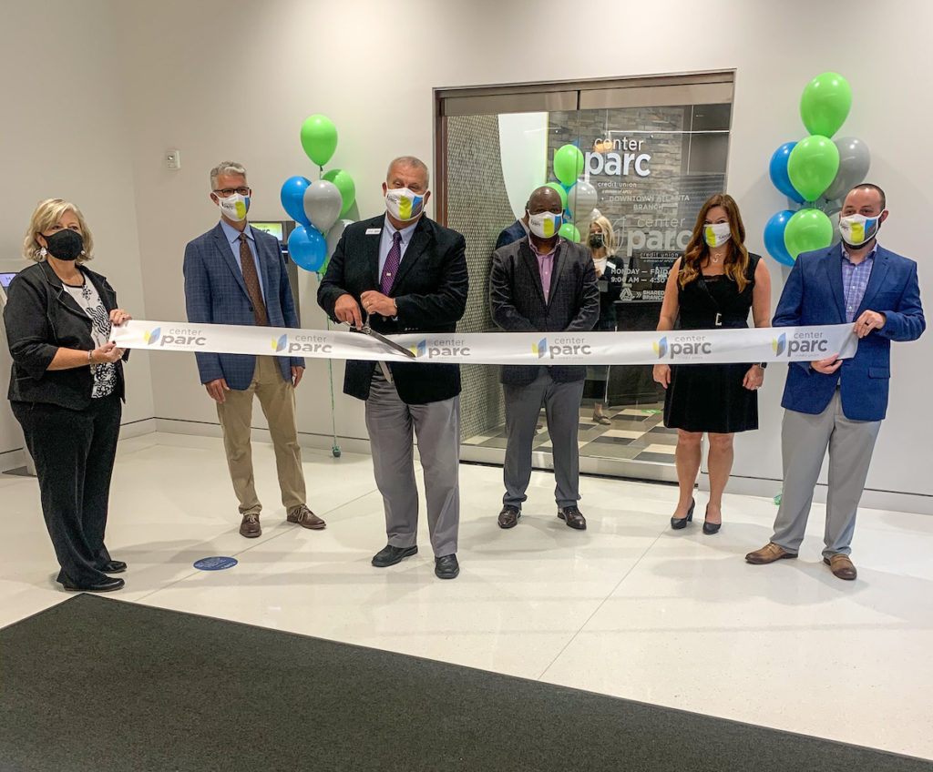 Atlanta Postal Credit Union Launches Center Parc Credit Union With Downtown Storefront