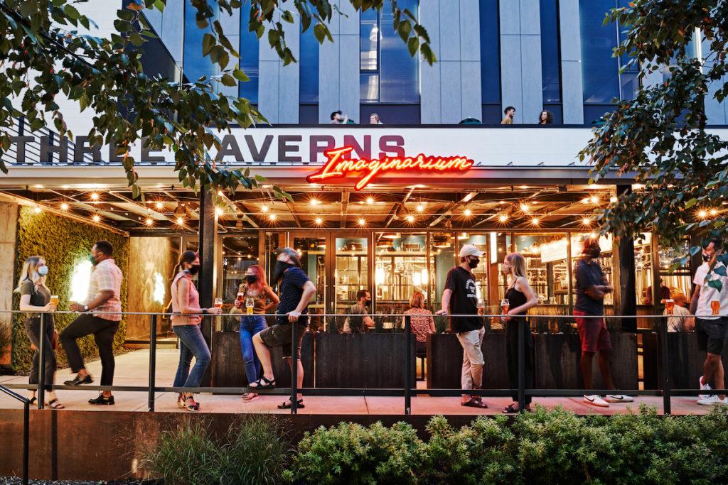 Three Taverns Imaginarium