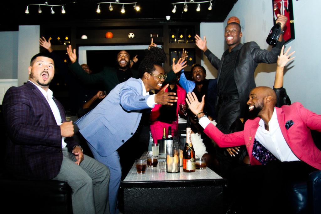 Men's Spa, Events Venue ManCave Opens Dec. 7