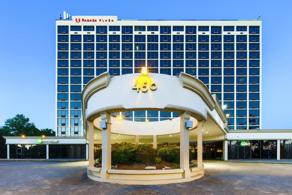 Ramada Plaza by Wyndham Atlanta Downtown & Conference Center now called Downtown Atlanta Summerhill Hotel