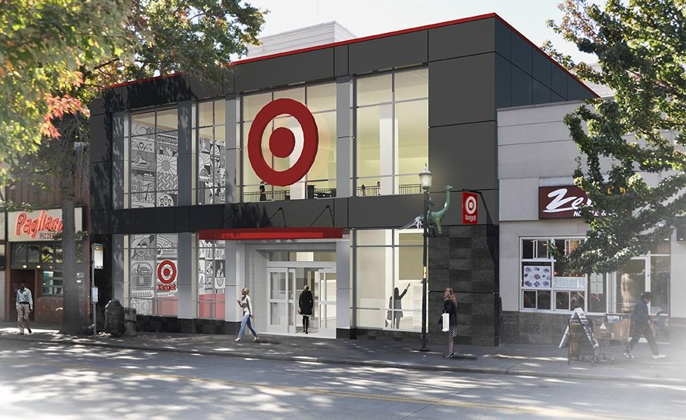 Target Seattle University rendering