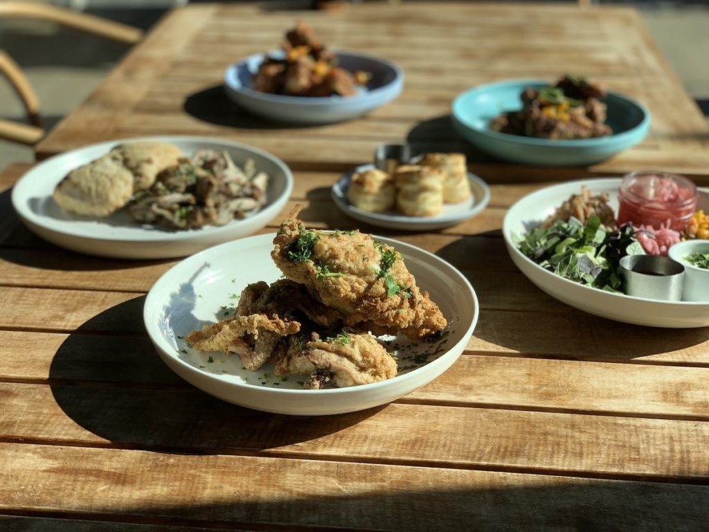 Chef Nick Leahy Launches Delivery-Only Chicken Eatery