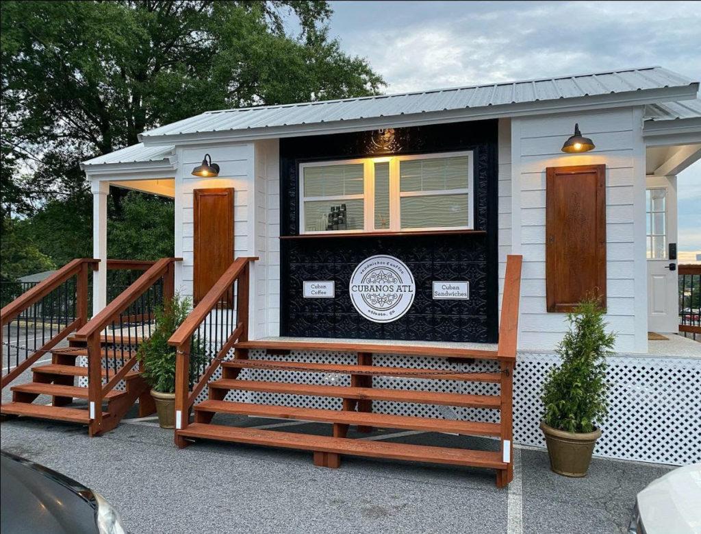 Cuban Sandwich, Coffee Shop Cubanos ATL to Open Second Tiny House Location - Cumming