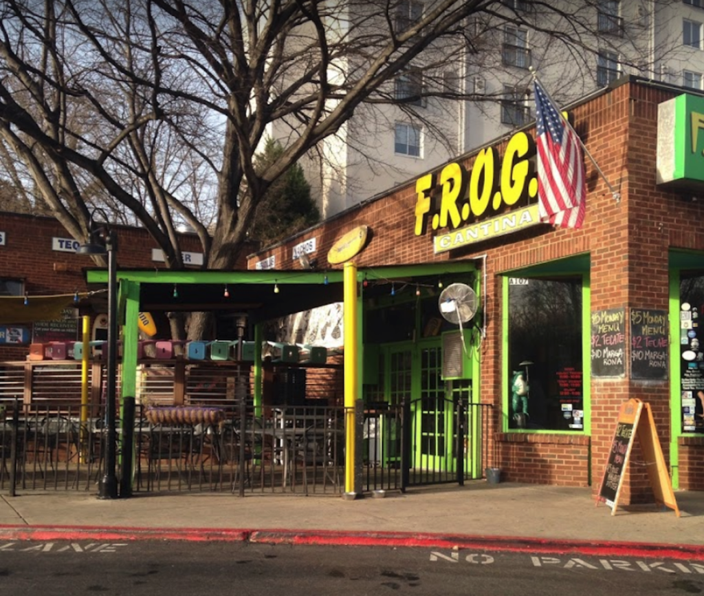 Frogs Cantina - Midtown Taqueria Shutters After 15 Years In Business