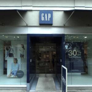 Gap To Close Its Atlantic Station Storefront