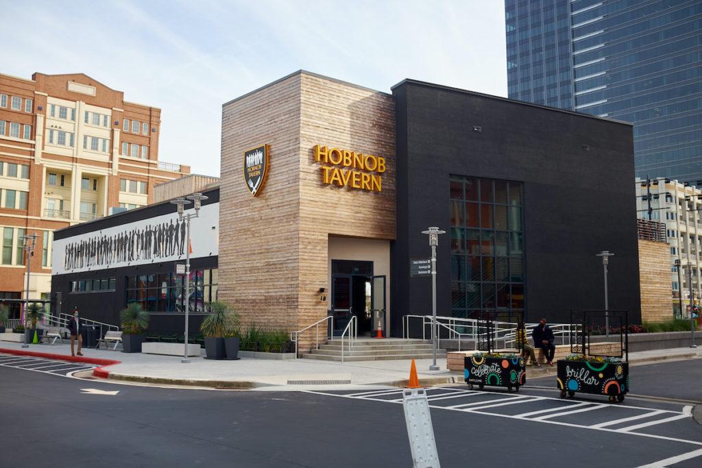 Hobnob's Two-Story Atlantic Station Jewel Box Space Sets February Opening - Photo 1