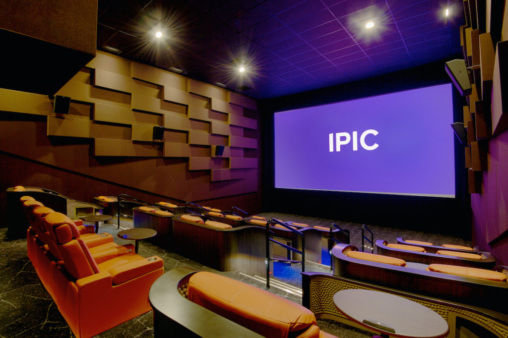 IPIC Theaters Opening December 17 in Colony Square - Photo 1