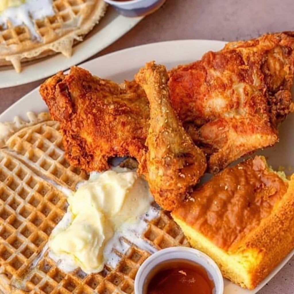Johnny's Chicken and Waffles