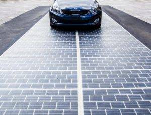 Peachtree Corners 'First' U.S. City To Install Solar Panel Roadway System