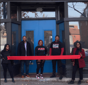 Slutty Vegan's Pinky Cole Buys $1.4 MM Building From Sister Louisa Owner For Old Fourth Ward Headquarters
