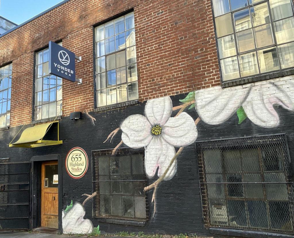 Yonder Yoga Opens Old Fourth Ward Pop-Up Studio As Owner Seeks Permanent Neighborhood Quarters - Photo 1