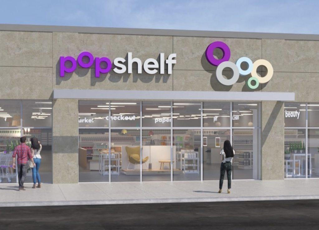 Dollar General's Popshelf Secures Conyers Storefront On Heels of McDonough Debut - Rendering