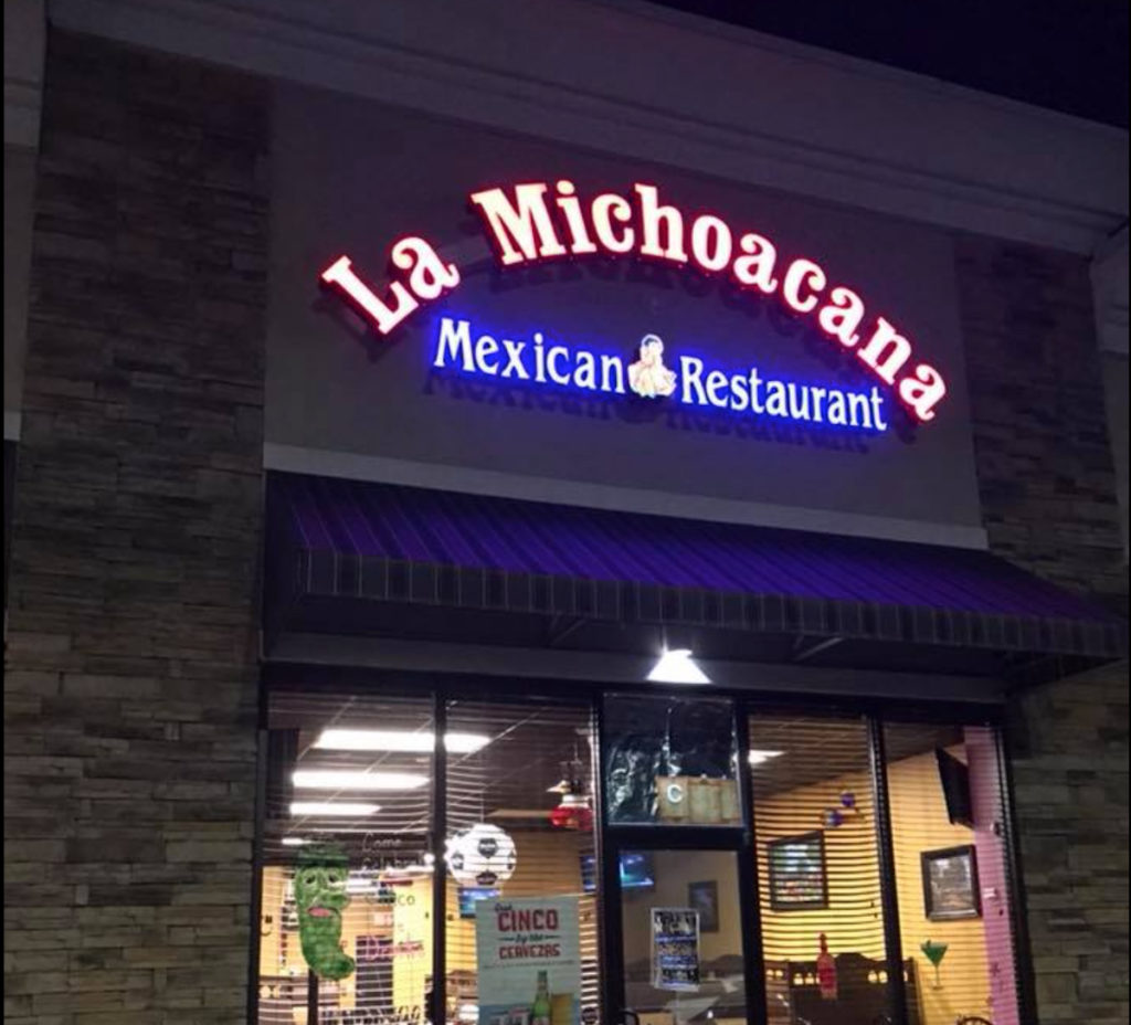 La Michoacana Mexican Restaurant
