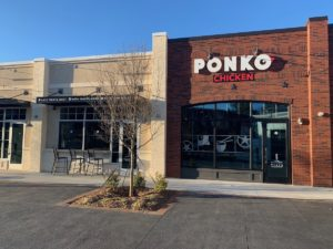 PONKO Chicken Gets Opening Date In Alpharetta