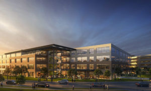 Renderings Surface For Winward Park Alpharetta Mixed-Use - Rendering 1